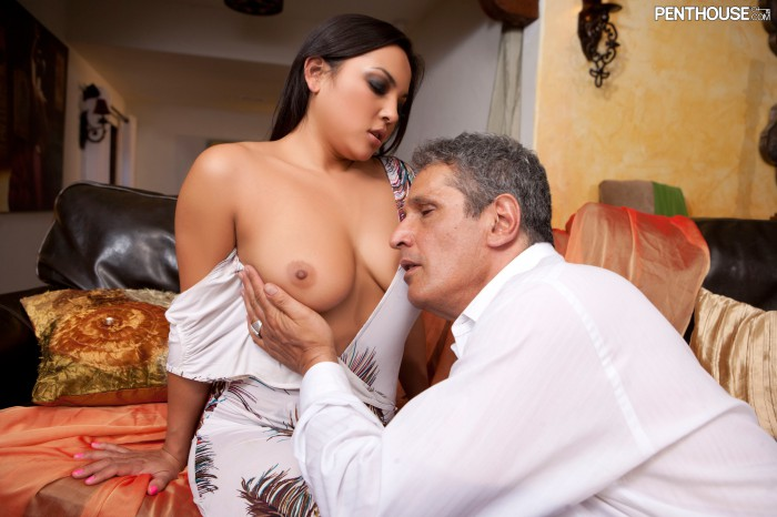 Adriana Luna Foreplay
